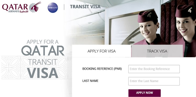 Qatar Airways Transit Visa